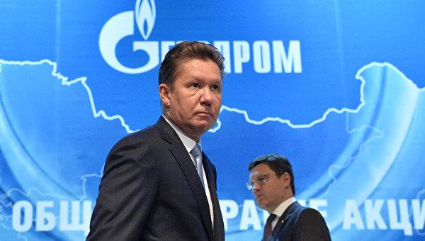 «Газпром» увеличил поставки вдальнее зарубежье на11%