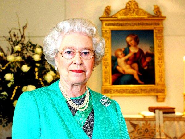 Королева Англии иизбранный президент США Трамп договорятся овстрече