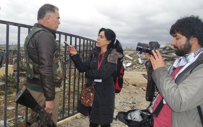 ВТурции задержали репортеров ВВС и«Голоса Америки»