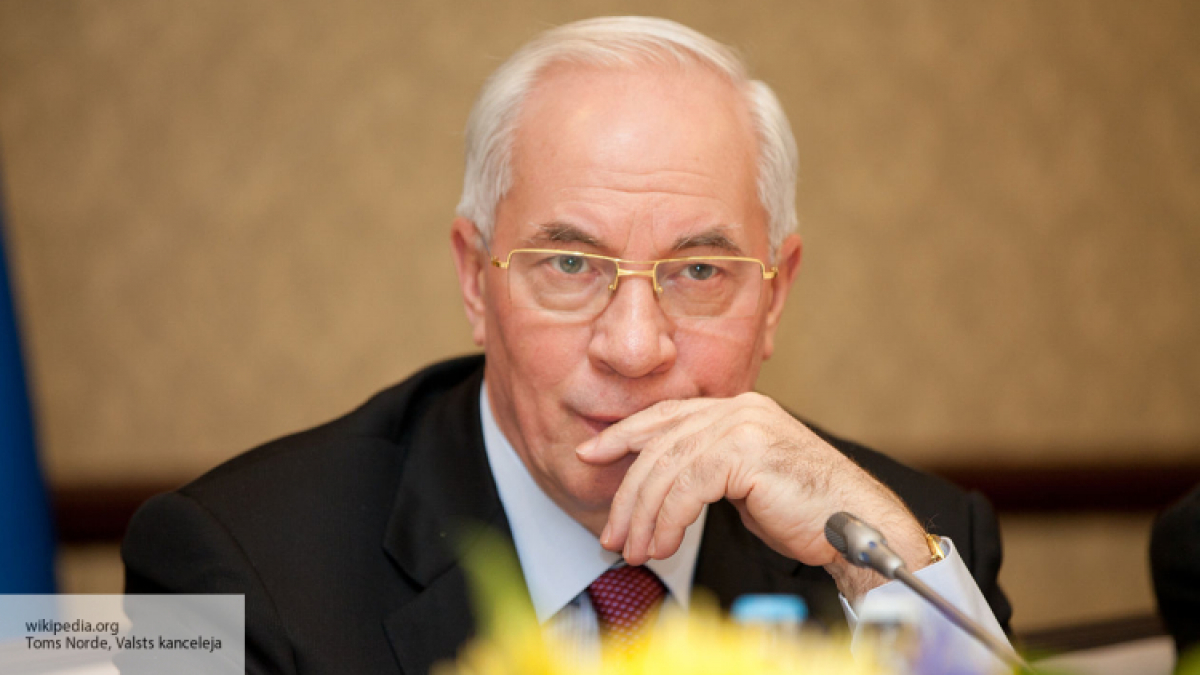 «Жесткие разговоры»: Экс- премьер Азаров сказал, какЕС грозил Украине насильственным госпереворотом