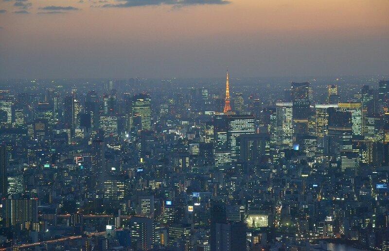 Ночной Токио.JPG