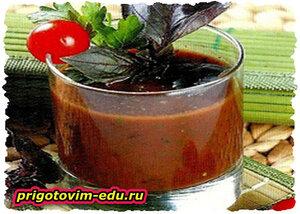 Острый томатный сок