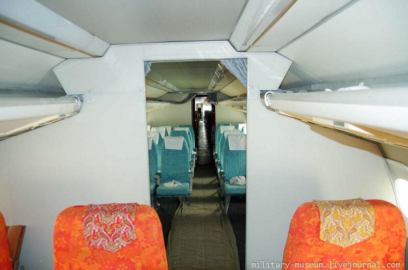 Ту-144 в Монино