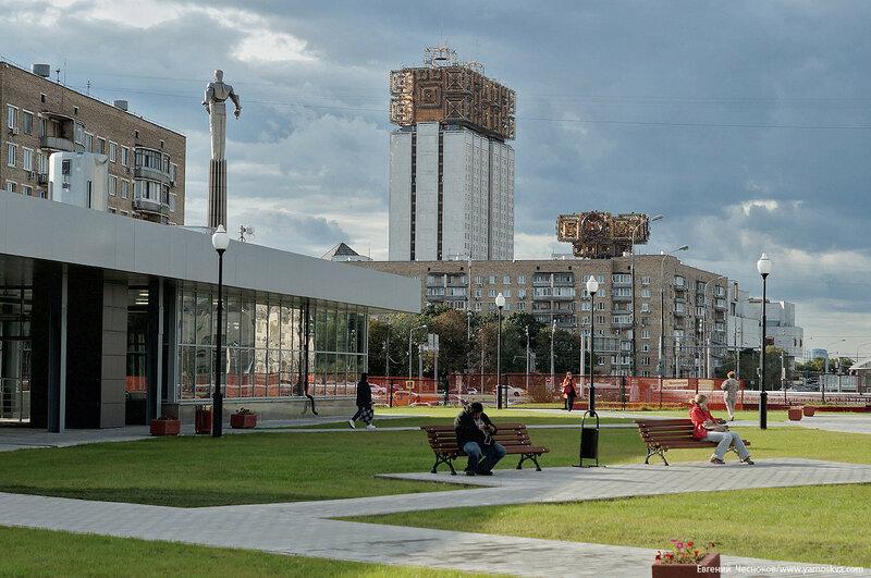 57. МЦК. Площадь Гагарина. 10.09.16.14..jpg