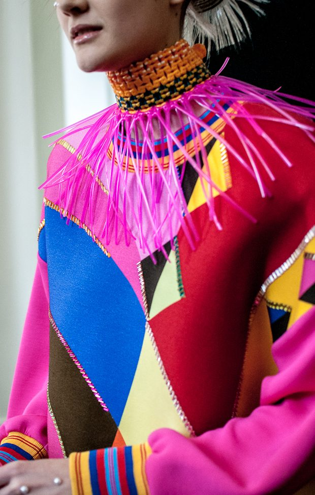PFW: Go Backstage at Manish Arora FW17.18