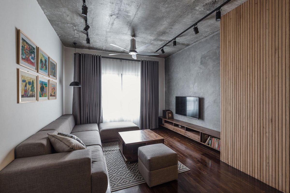 Стильная квартира во Вьетнаме