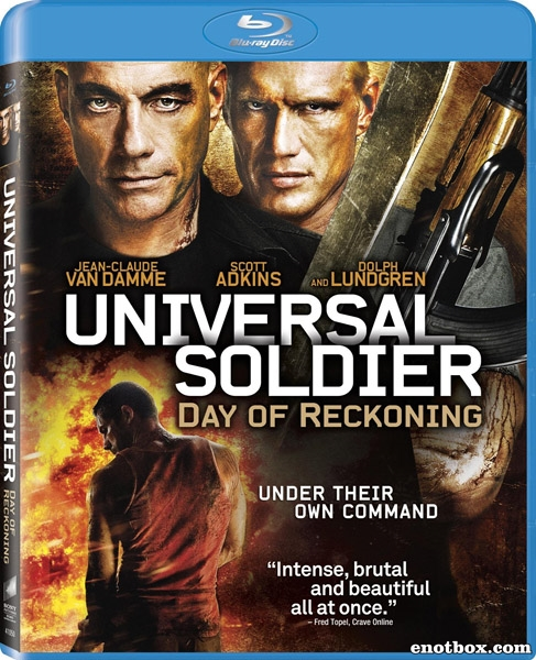 Универсальный солдат 4 / Universal Soldier: Day of Reckoning (2012/BDRip/HDRip/3D)
