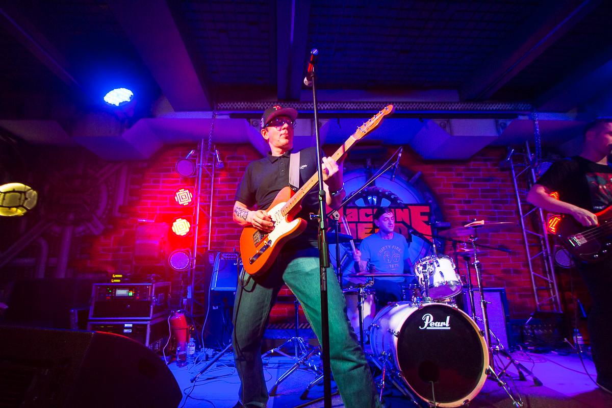 концерт группы Кирпичи, Machine Head 04.11.2016 фото 12