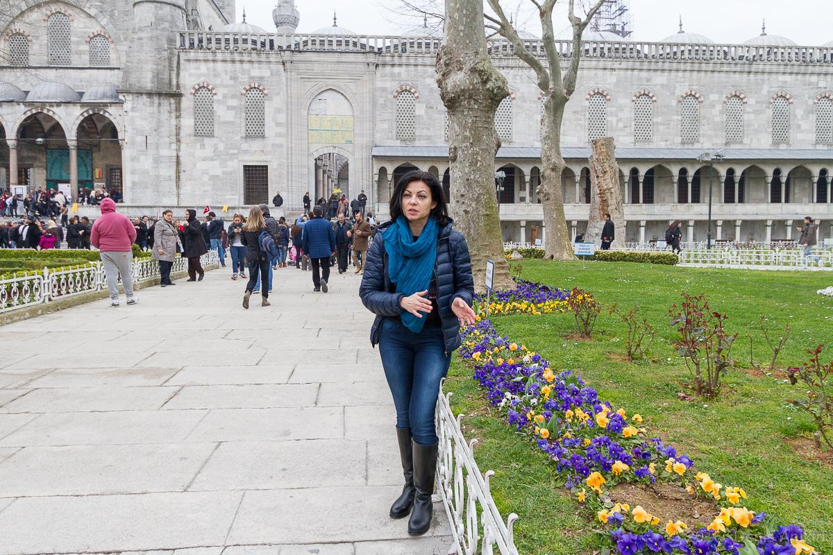 Тюльпаны Стамбул фото 9