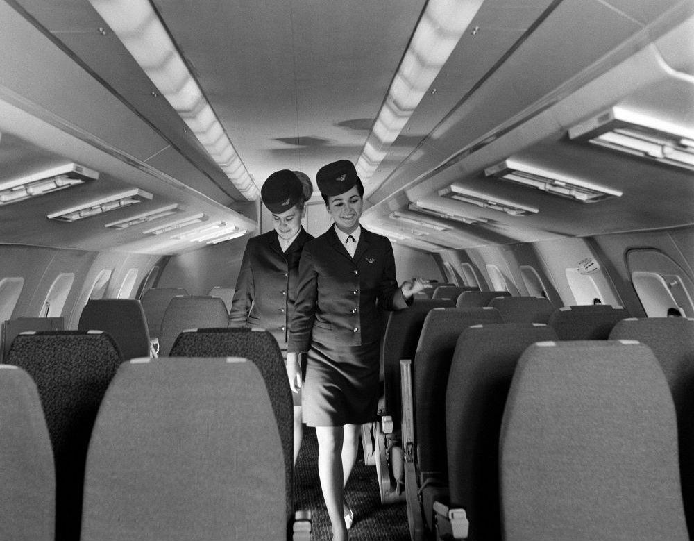 пассажирские авиаперелеты
