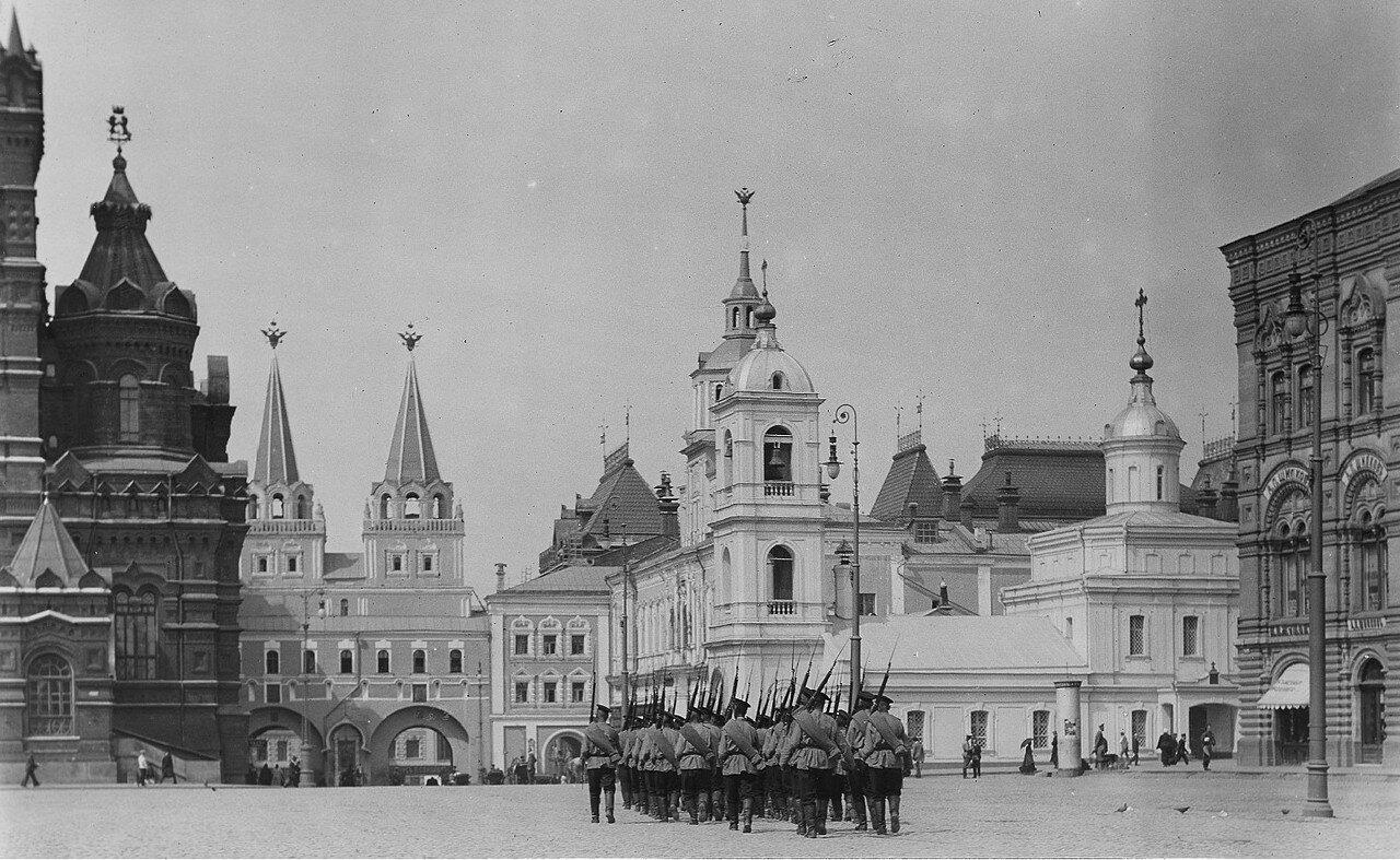 Церковь Казанской иконы Божией Матери на Красной площади