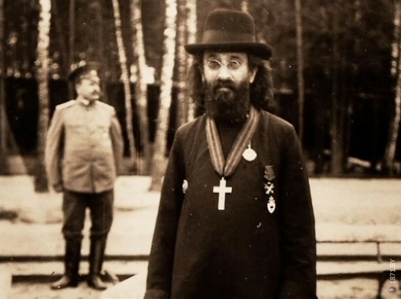 Георгий Шавельский, протопросвитер военного и морского ведомства