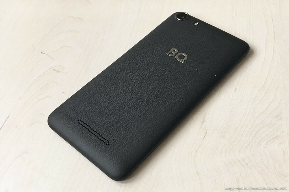 Смартфон BQS-5065 Choice