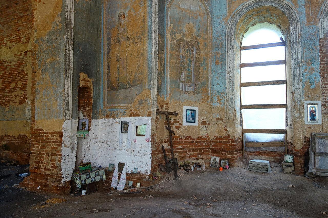 храм близ высшей точки Тульской области