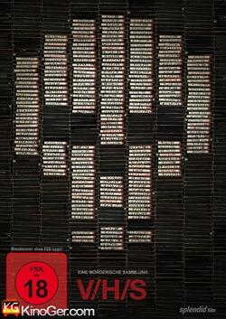 V/H/S - Eine mörderische Sammlung (2012)