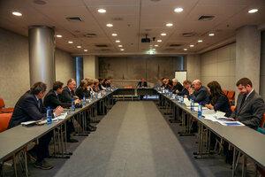 Постоянная комиссия Российского Совета профсоюза по организационно-профсоюзной работе