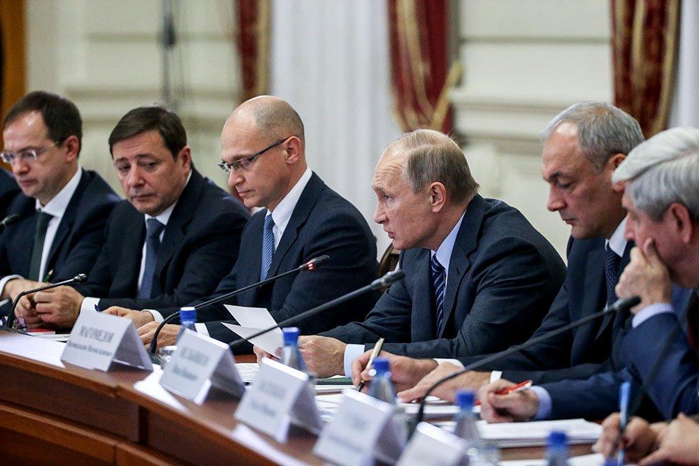 Путин поддержал идею Года единства российской нации