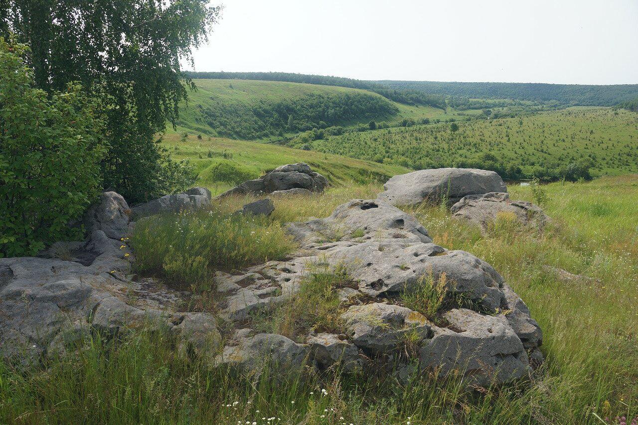 Красная Гора. Заповедные камни. Автор фото: Привалова Марина