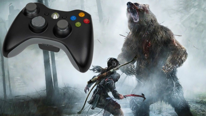 Преимущества джойстиков Xbox 360