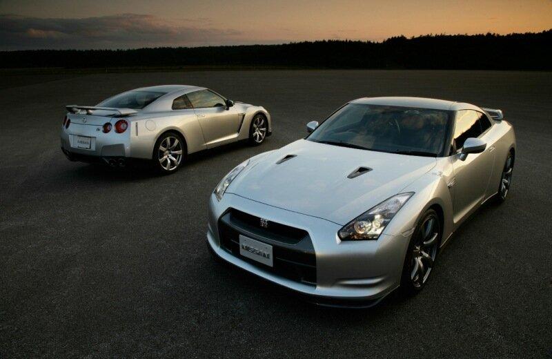 Автомобилю Nissan GT R удалось установить новый рекорд