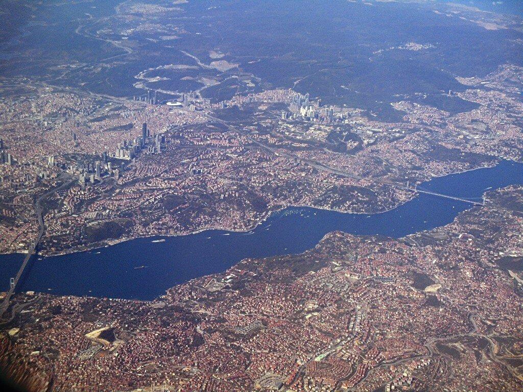 Екатеринбург-Стамбул