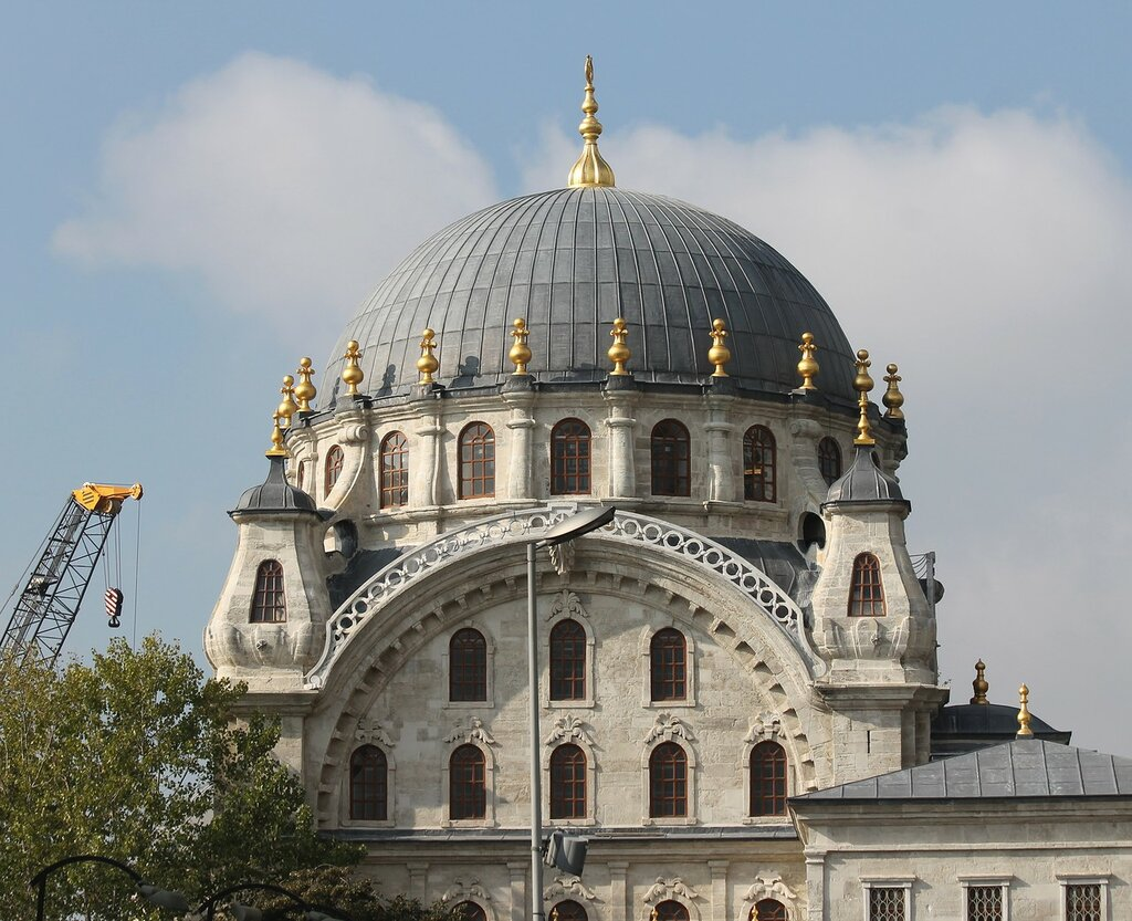 Nusretiye Mosque (Nusretiye Camii), Istanbul
