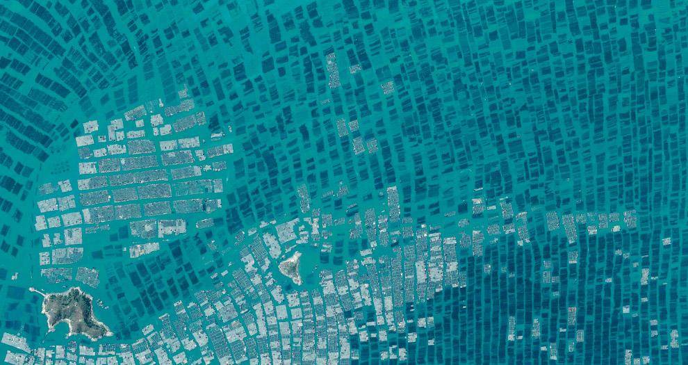 17. Эшампле или Новый Город — наиболее населённый район Барселоны, возникший в XIX веке и распо