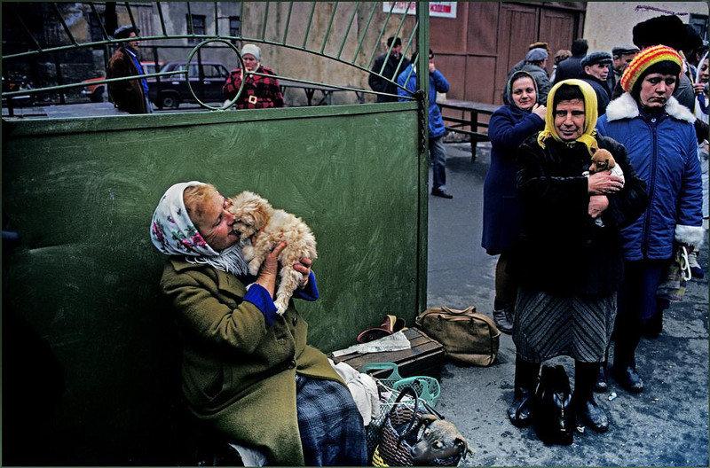 На Староконном рынке.