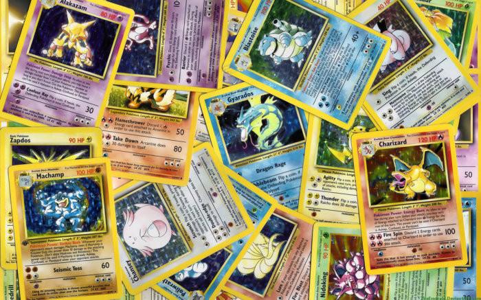 5. Карточки с покемонами Среди этих карточек есть наиболее ценные, за которые некоторые любители пок