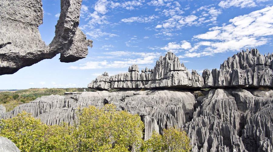 1. Горы Намули, Мозамбик Одним из самых неизведанных и одновременно с этим самым романтичным местом