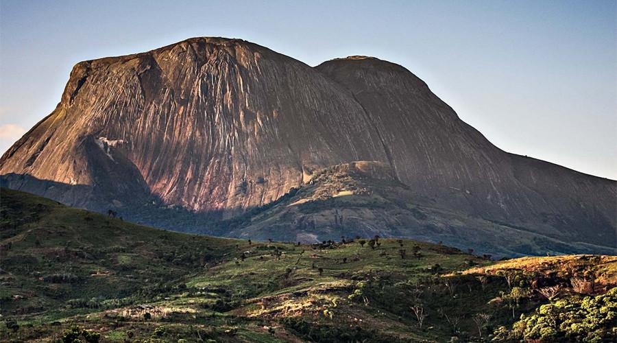 9. Звездные горы, Папуа-Новая Гвинея Главной достопримечательностью этой территории является Стена Г