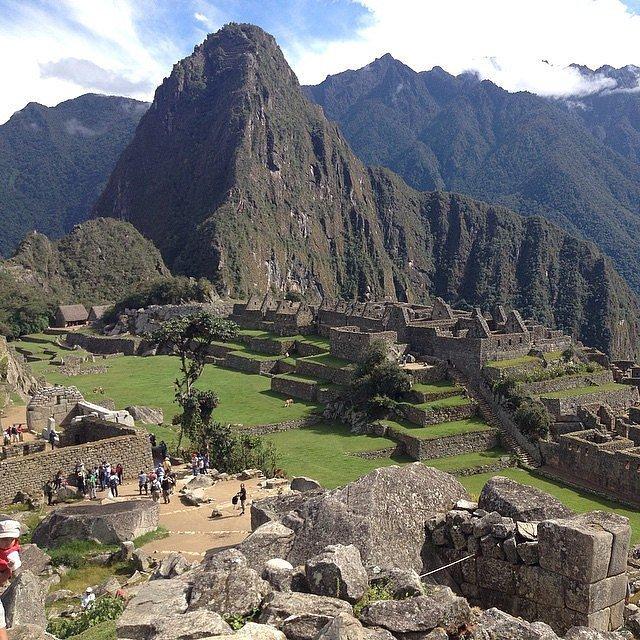 Куско, Перу. Город Куско имеет настолько давнюю историю, что порой его называют колыбелью мира. Ни о