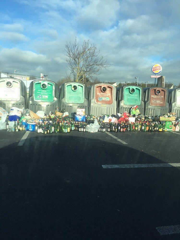 Хорошо в Ирландии Новый год отметили