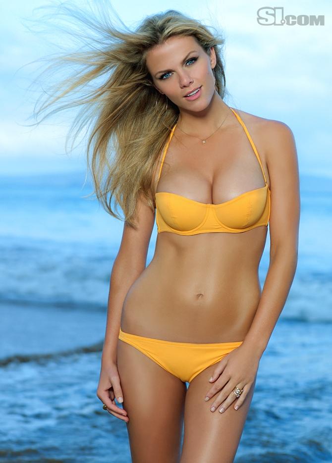 Звезда американской модельной индустрии второй половины 2000-х, Бруклин Декер получила наибольшую из