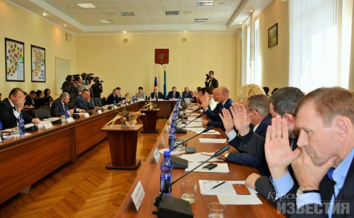Руководитель курской гродской администрации одновременно стал и.о. главы Курска