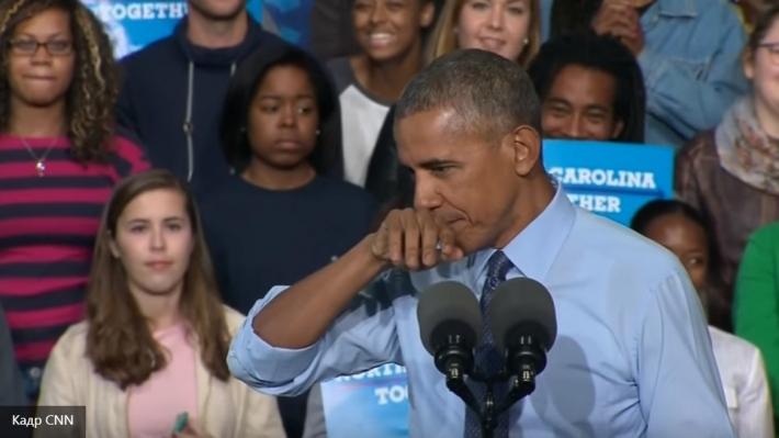 Обама объявил, что США стали сильнее загоды его президентства