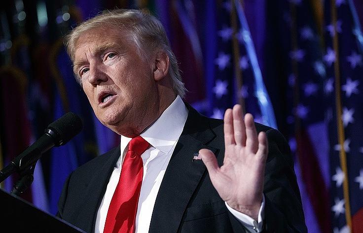 Дональд Трамп сказал, вчем «секрет» такого огромного отрыва Клинтон поголосам