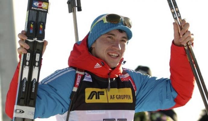 Саратовский биатлонист Александр Логинов вернулся вспорт после дисквалификации