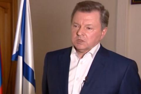 Прокуратура Украины объявила врозыск бывшего полпреда президента России вКрыму