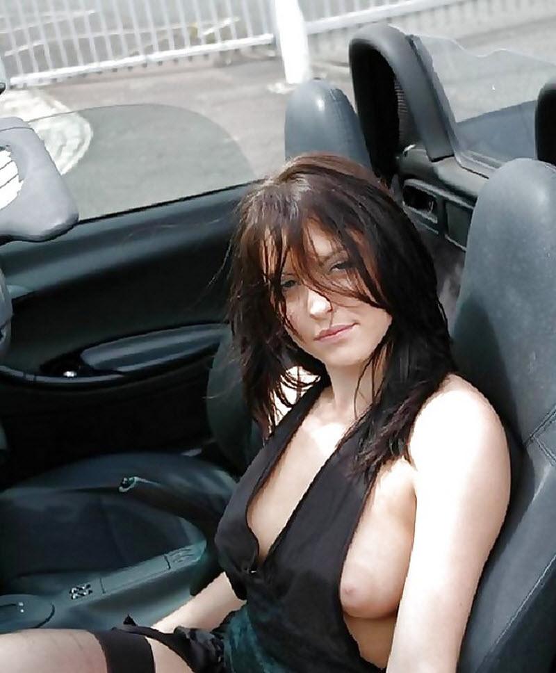 Девушки в авто