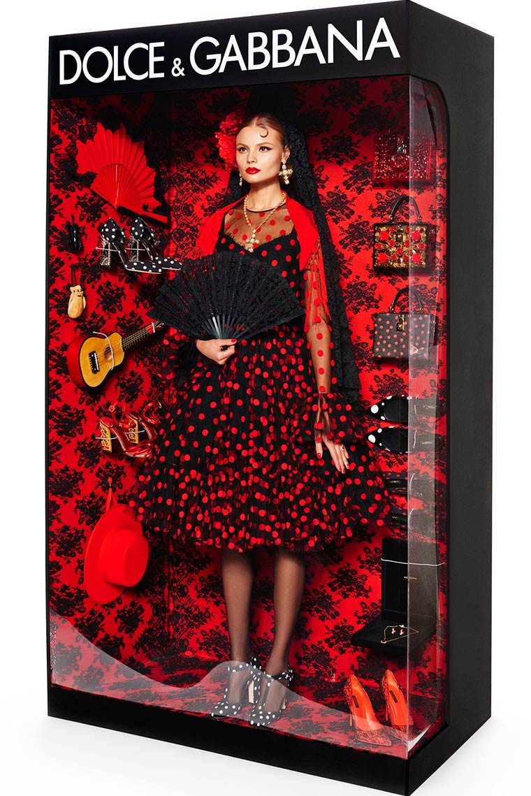 Vogue Fashion Dolls - The Haute Couture dolls of Giampaolo Sgura