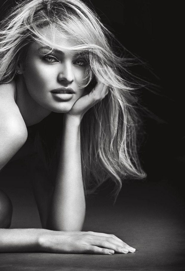 Candice Swanepoel for Victoria's Secret's Bombshell