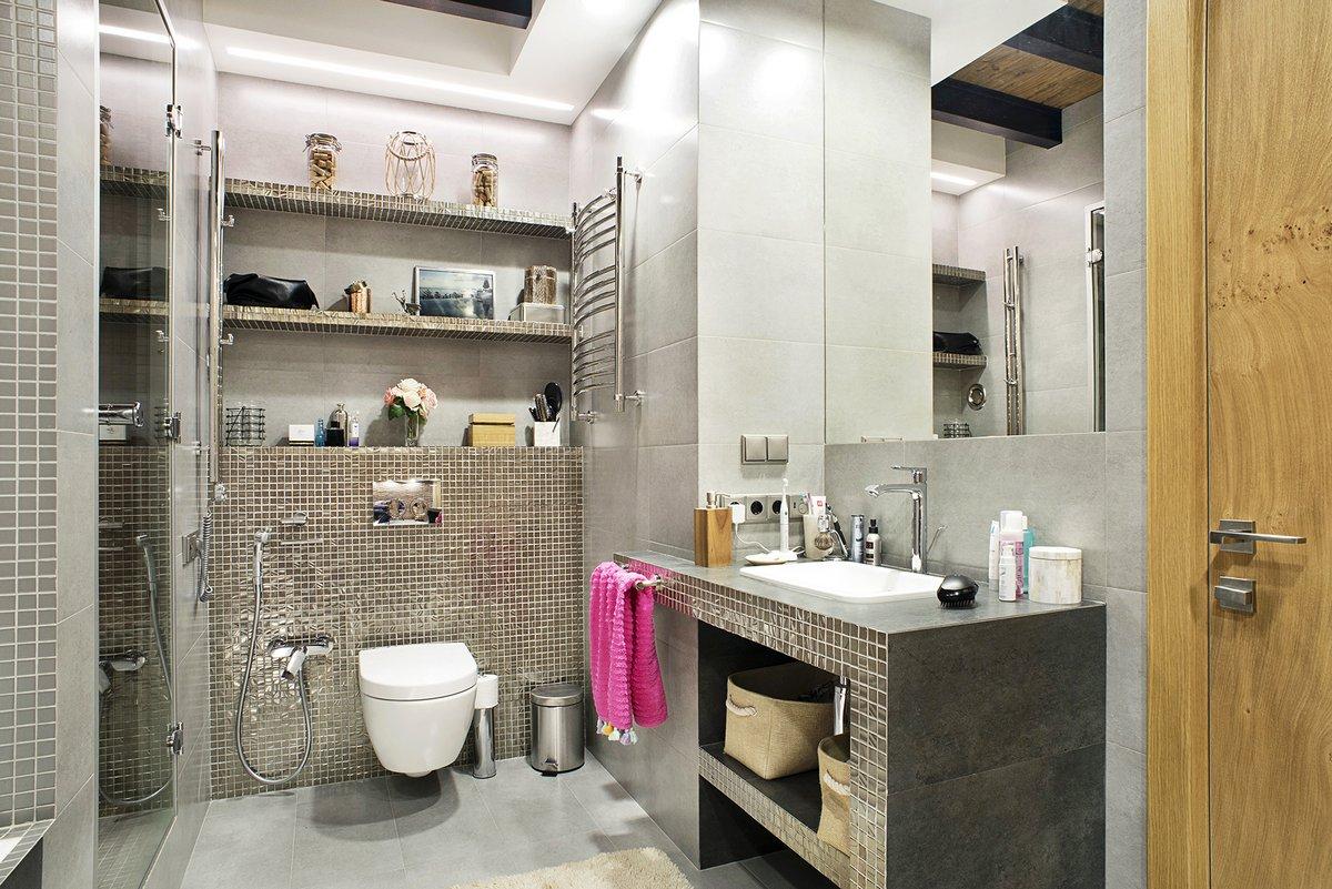 Квартира в стиле лофт от Натальи Максименко