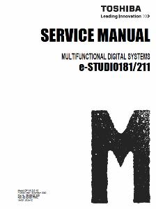 service - Инструкции (Service Manual, UM, PC) фирмы Toshiba 0_1a8296_6f0472b3_orig