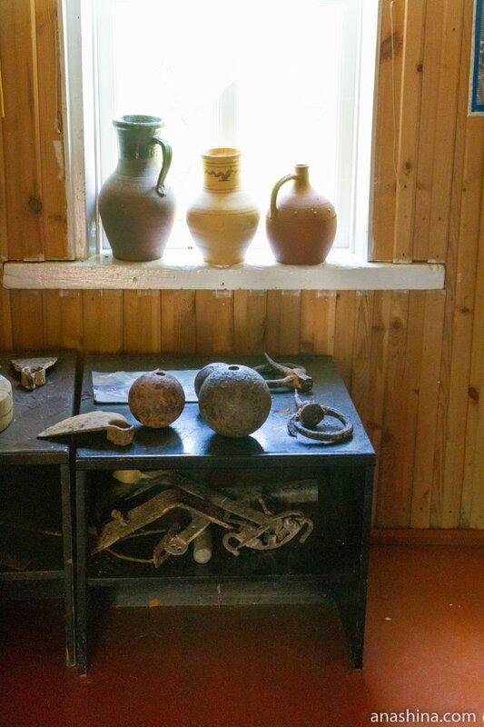 Археологические находки в Солохауле, усадьба Кошмана