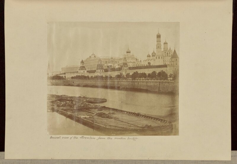 General View of the Kremlin from the Wooden Bridge