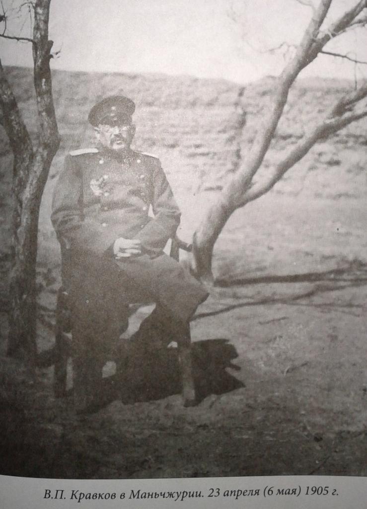 из дневника Кравкова
