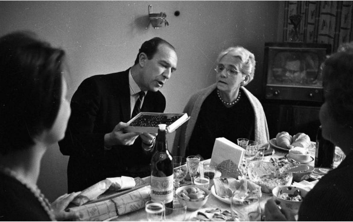 1968. Госпожа Рамсинг в СССР