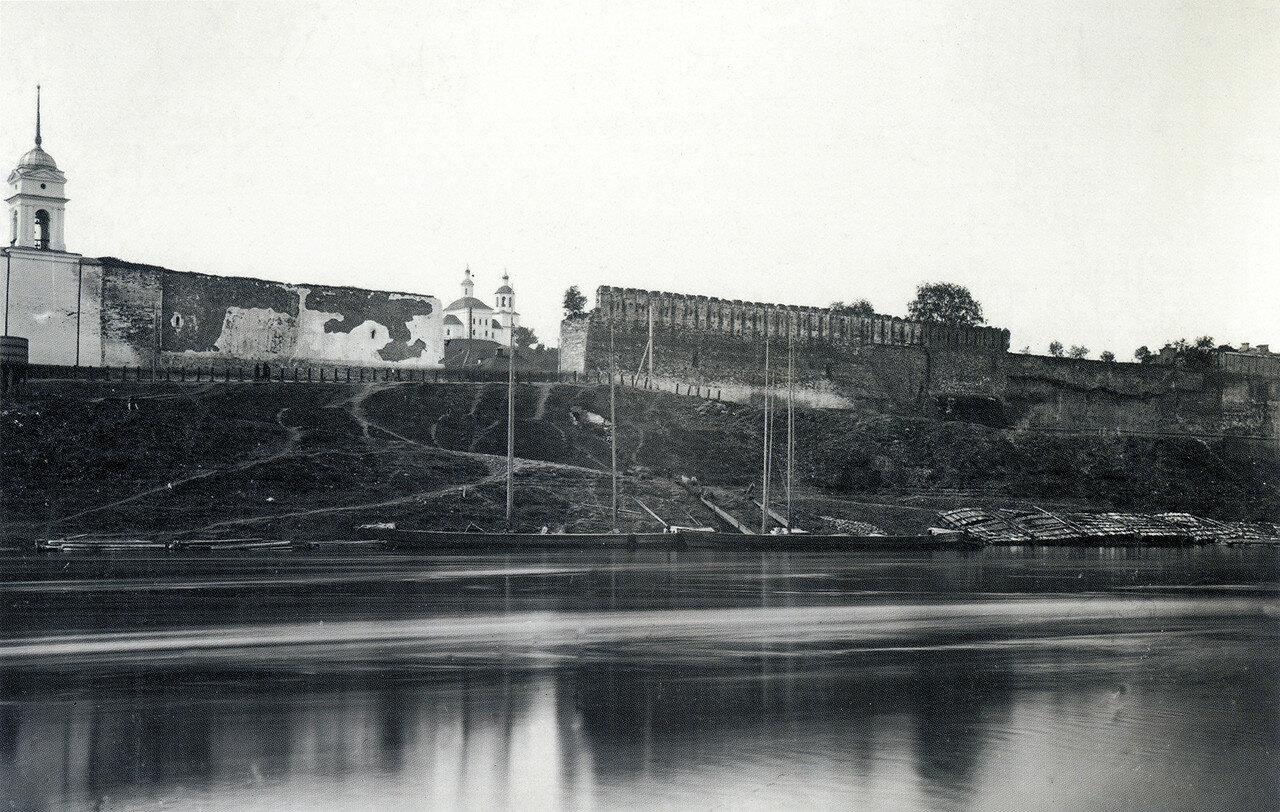 Днепровский (Троицкий) пролом. 1885