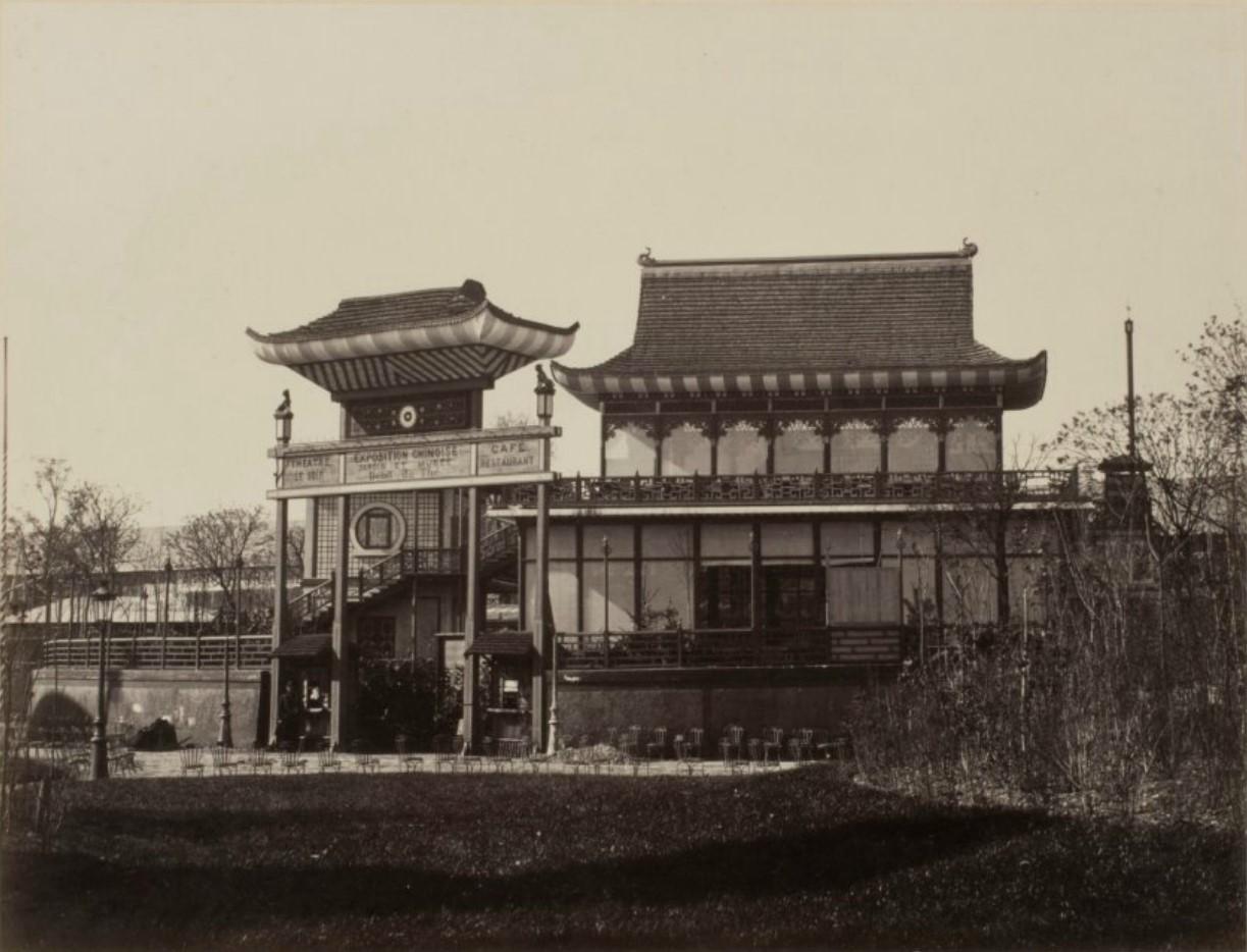 29. Китайский павильон